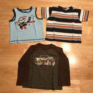 Other - Various 12 Month Shirts